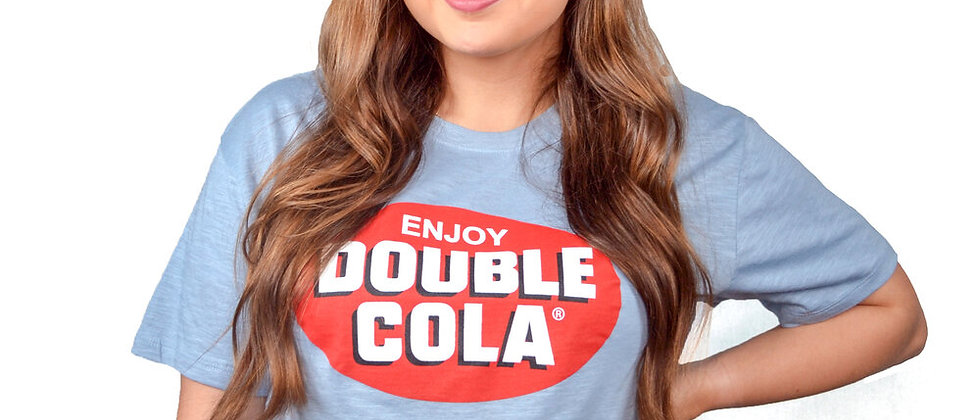 Enjoy DOUBLE COLA Tee