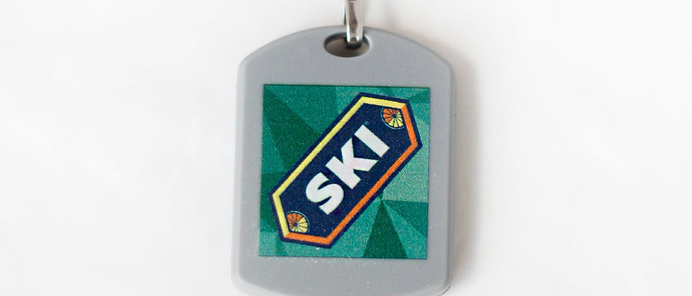 SKI Track Tag