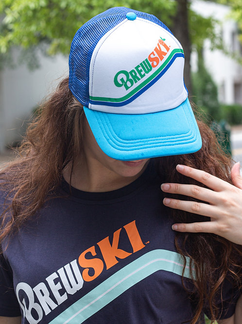 BREWSKI Trucker Hat