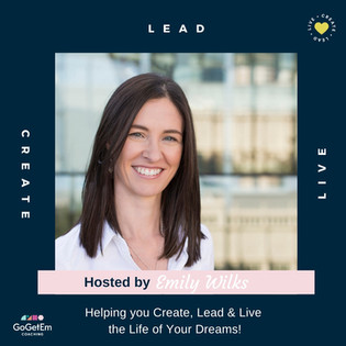 Excited to share our Create Lead Live Podcast