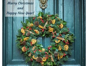 Best Wishes for a Wonderful Festive Season!