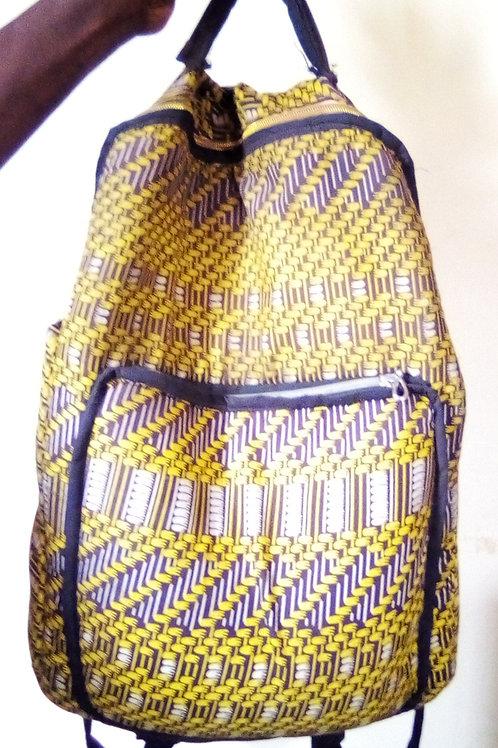 Kitenge laptop bag