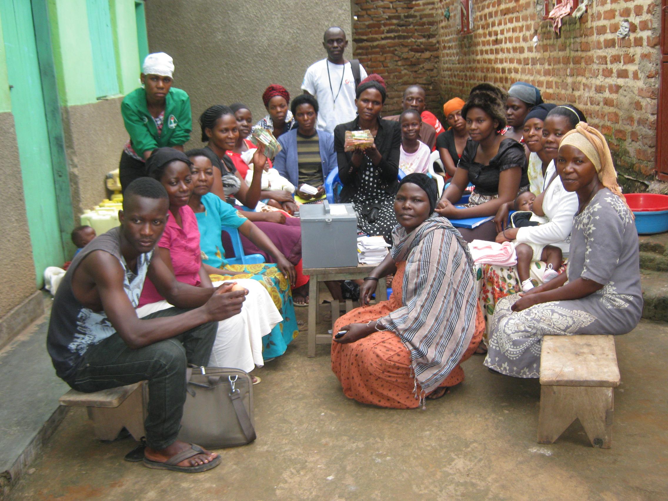 Village Savings and Loan Association Meeting