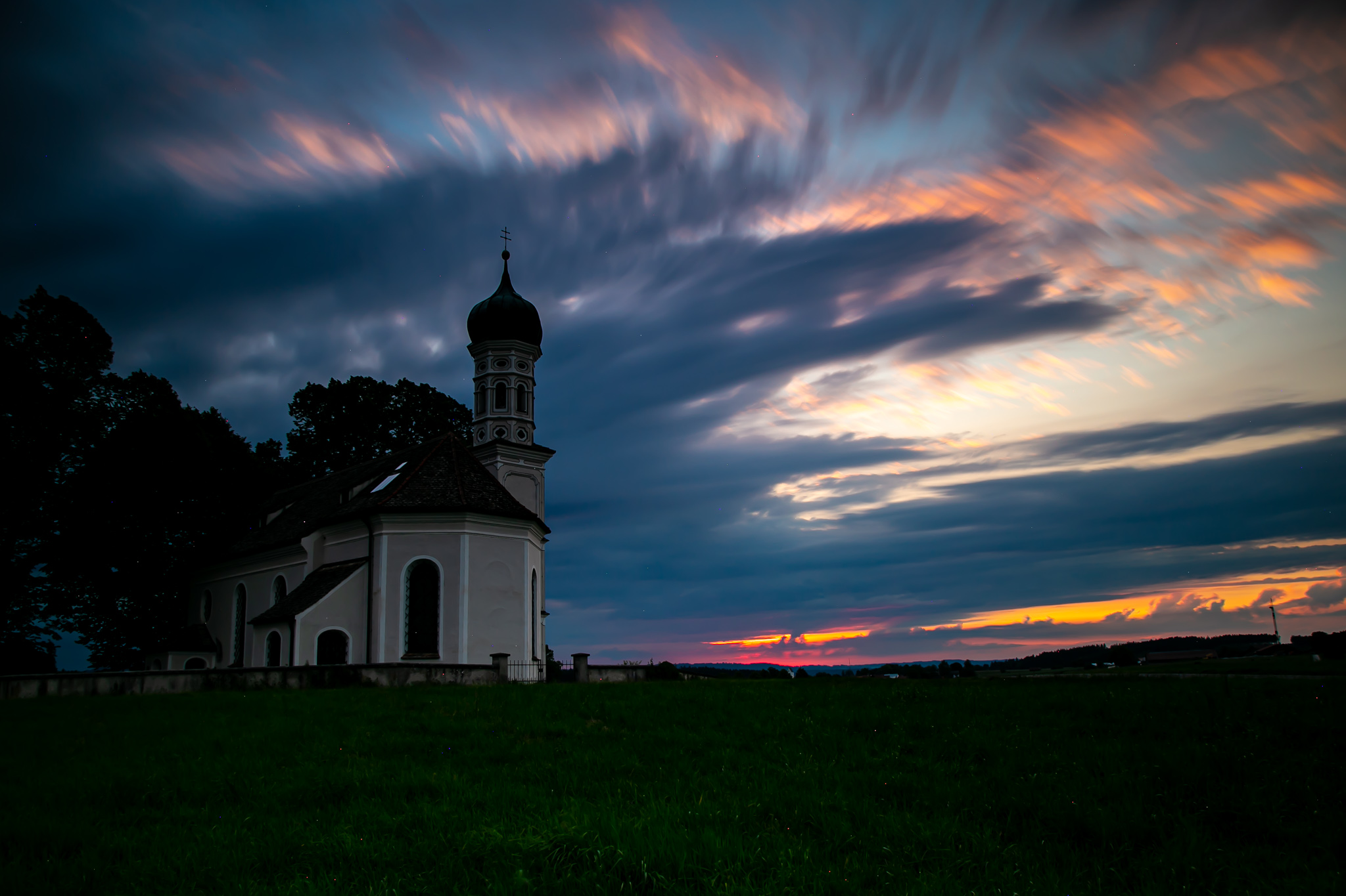 St. Andreas, Etting