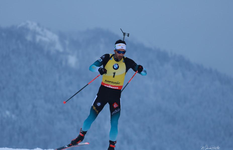 Biathlon WC Ruhpolding