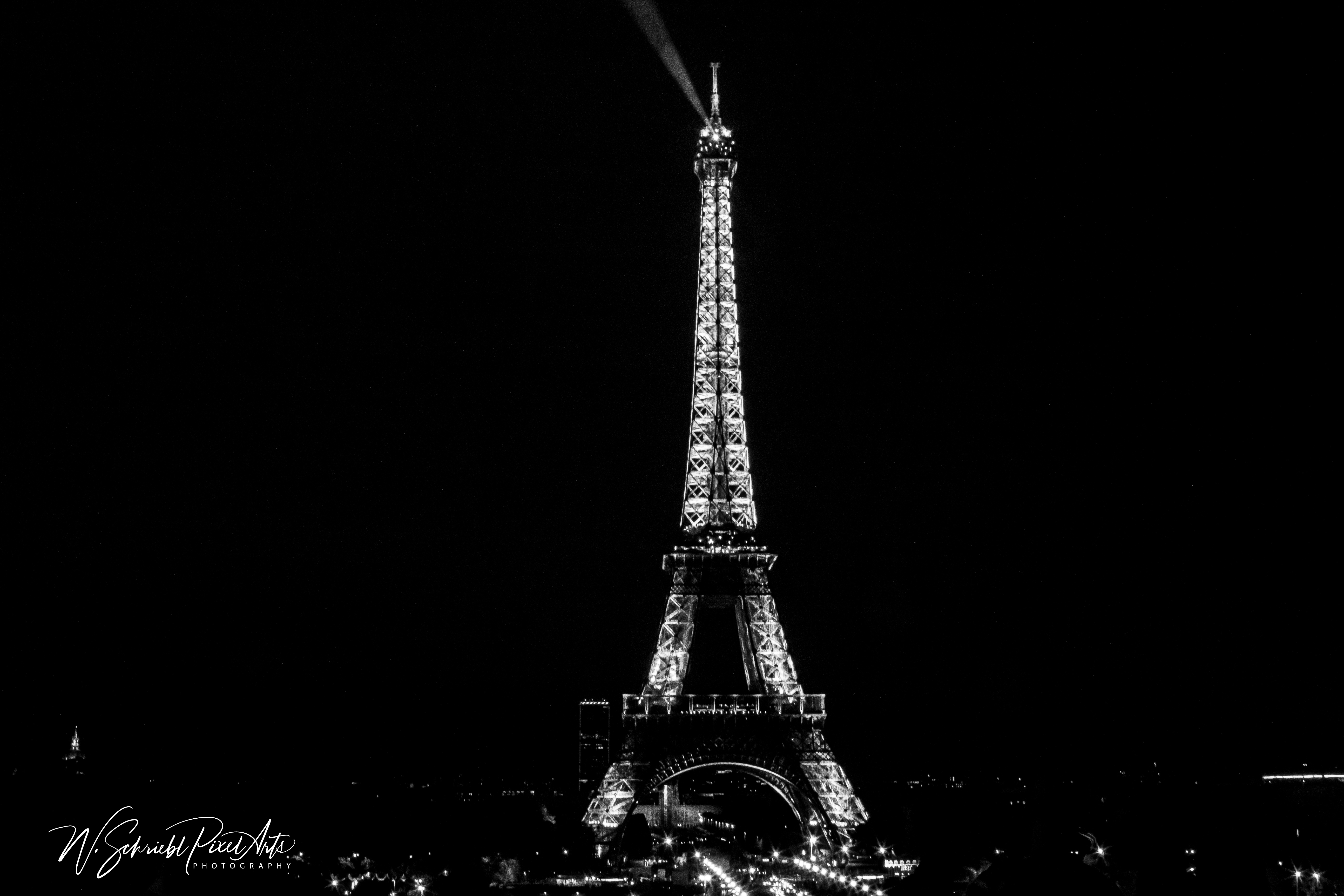 copyright Tour Eiffel – illumination