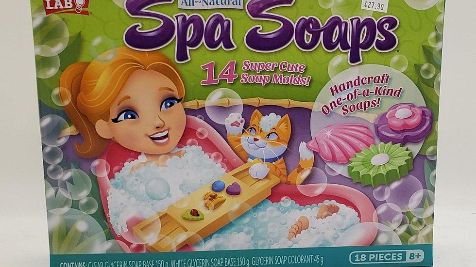 Spa Soaps - Super Cute