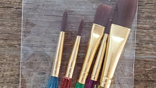 Craftsmart Paint brushes