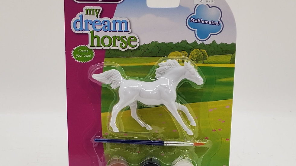 My Dream Horse Paint & Play