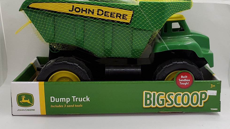 John Deere Big Scoop Dump Truck