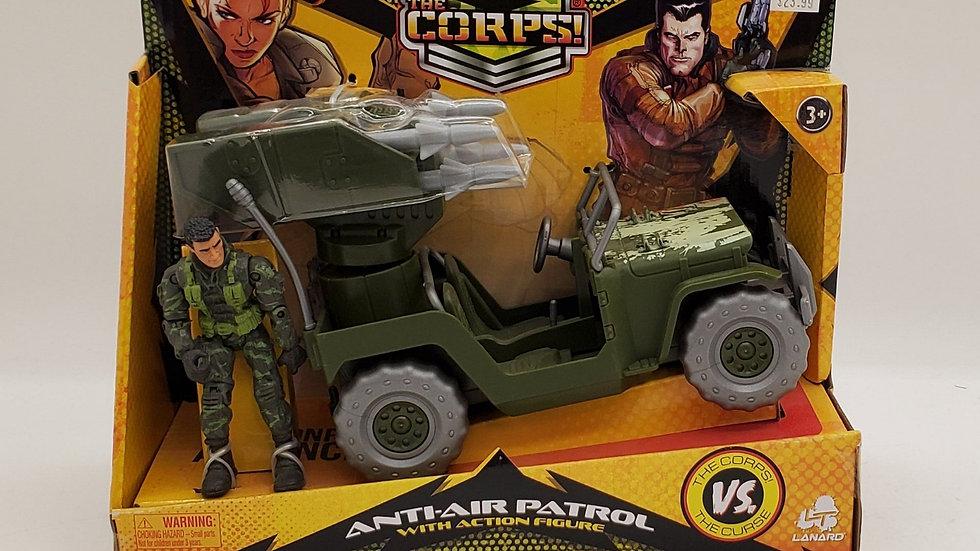 The Corps Anti-Air Patrol