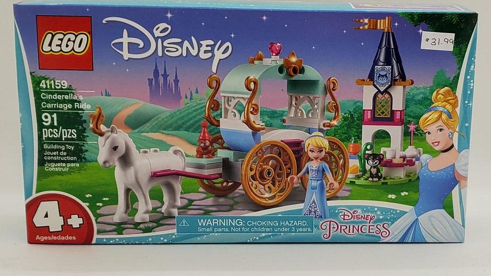 Lego Disney Cinderella Carriage Ride