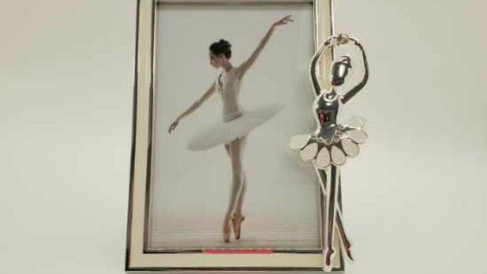 Ballerina picture frame