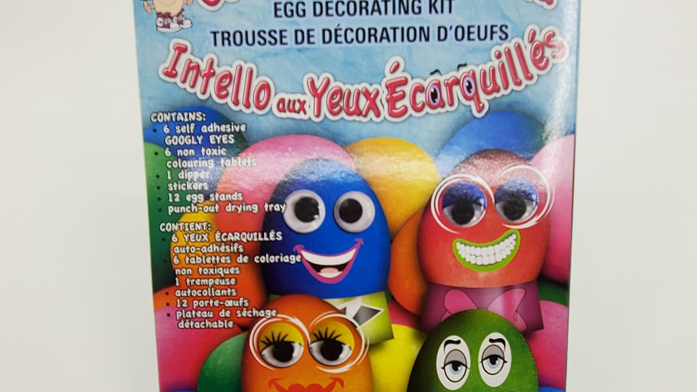 Easter Egg Kit Googly Eyes