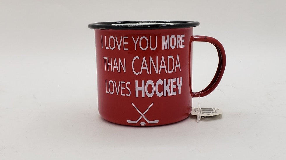 I Love You More Canada/Hockey