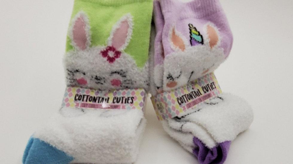 Cottontail Cuties Kids Socks