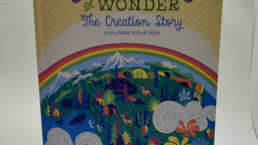 Seven Days of Wonder The Creation Story