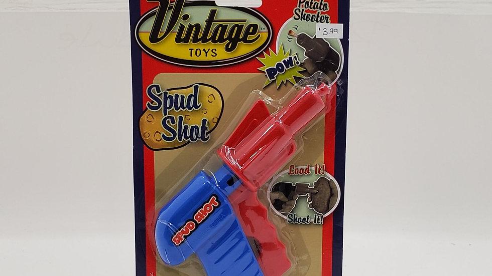 Vintage Toys Spud Shot