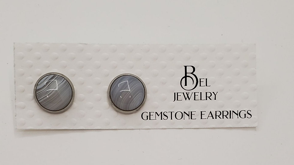 Bel Jewelry gemstone earrings