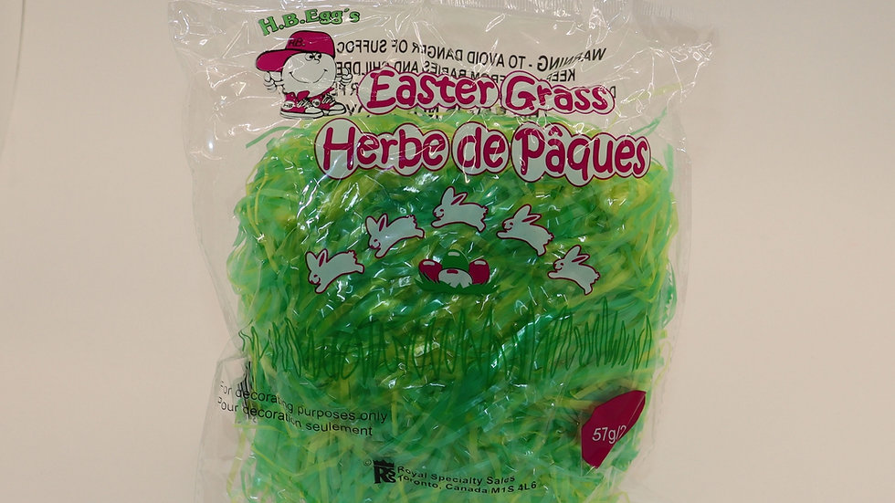 Easter Grass Assorted Colors