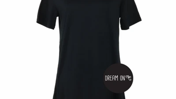 Hello Mello Tee -Black