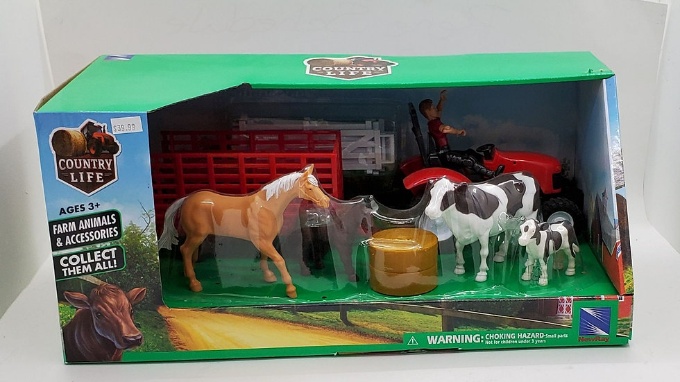 Country Life Farm Animals & Accessories