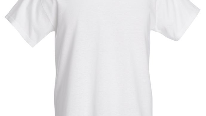 Gildan Adult T-shirt White