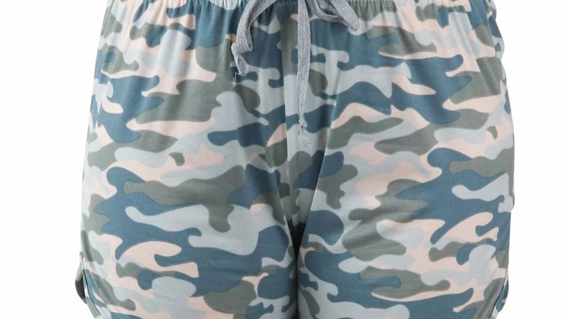 Hello Mello Lounge Shorts - Pillow Fight