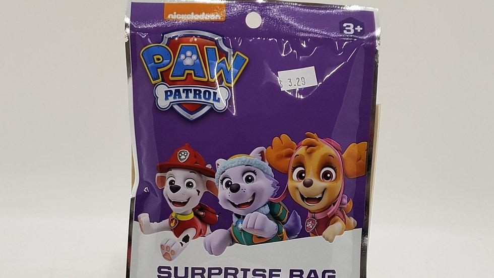 Paw Patrol surprise pack