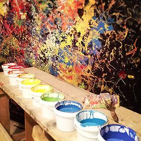 Декоративная штукатурка и роспись стен
