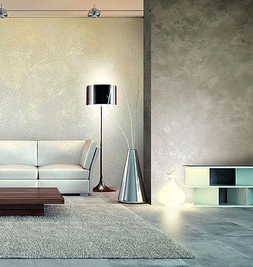 Пример декоративного покрытия