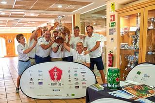 RESULTADOS FINAL AEQUUS RYDER CUP EN OLIVA NOVA
