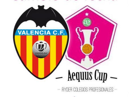 CAMBIO DE FECHA JORNADA 5 RYDER CUP