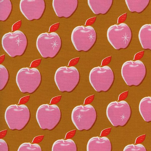 Cotton+Steel - Apples Pink (1/2m)