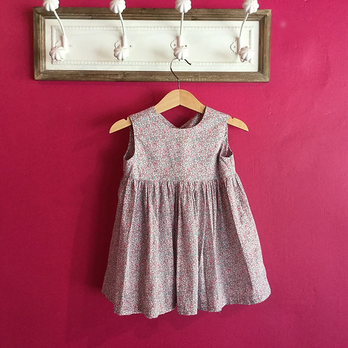 frankie keen Liberty London Print Party Dress -  Eloise