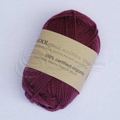 Australian Organic Wool - Kundalini 8 ply