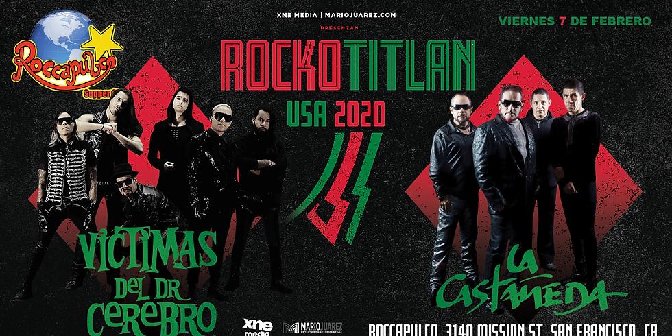 Rockotitlan USA 2020 | Roccapulco, San Francisco