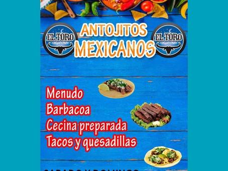 Antojitos Mexicanos | Sabado y Domingos