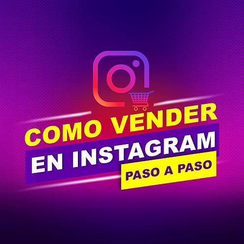 Como Vender En Instagram  Paso A Paso