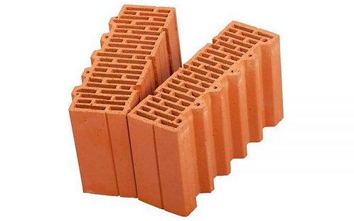 Блок керамический Porotherm 51 1/2, доборный элемент поризованный 14,32 НФ
