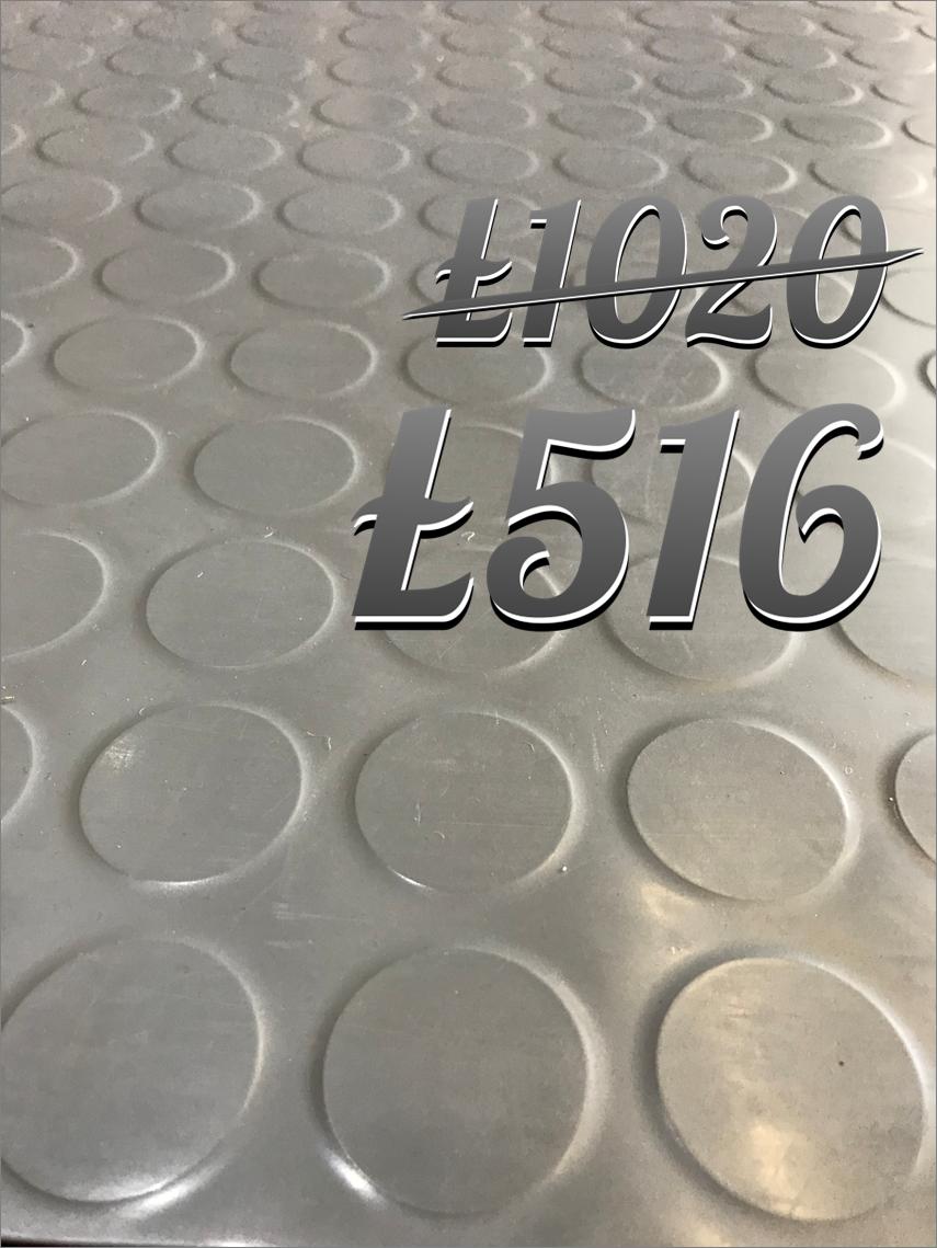 Polyflor Noppe Rubber Stud Tiles