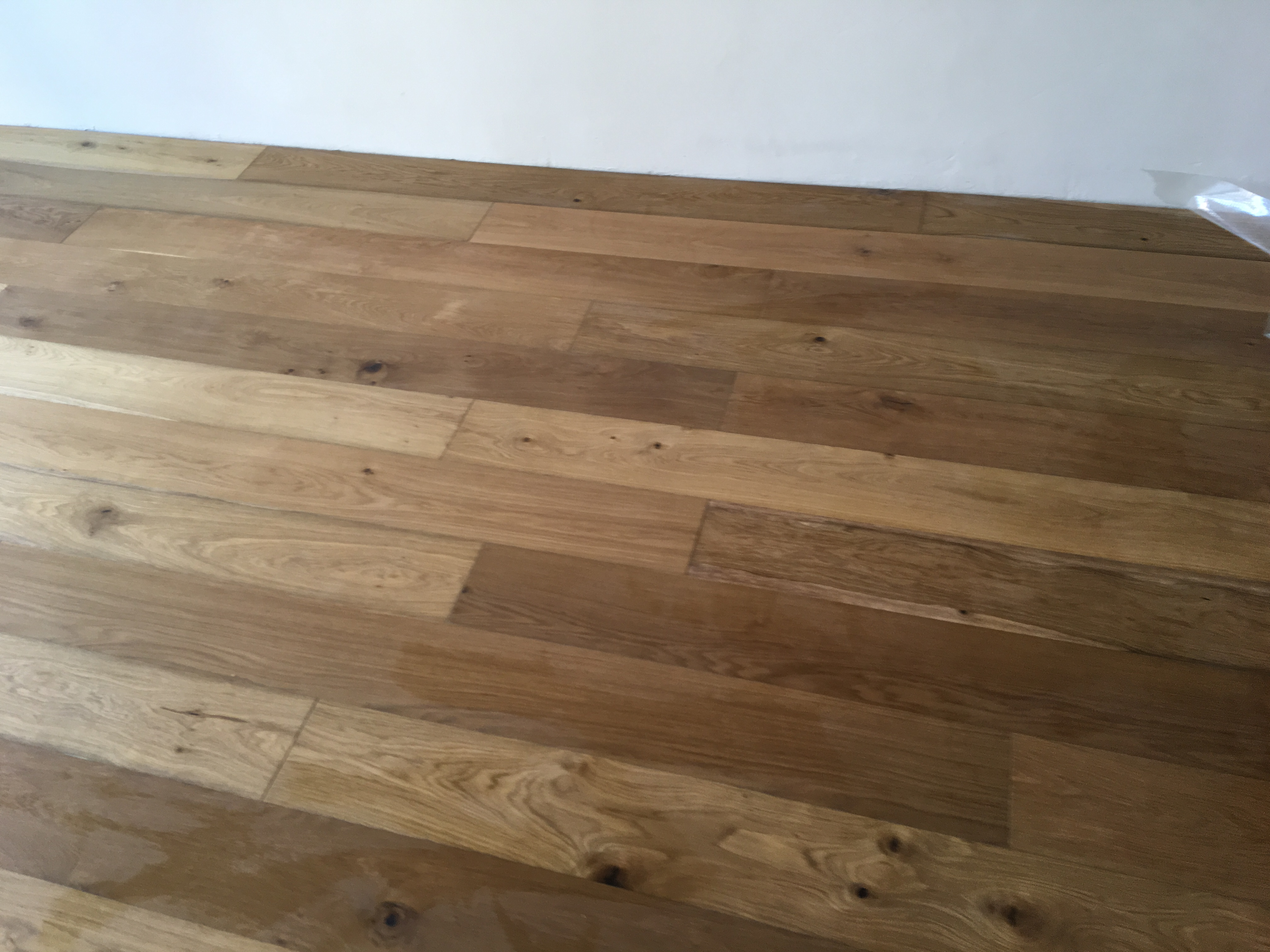 UV Oiled Smoked Oak