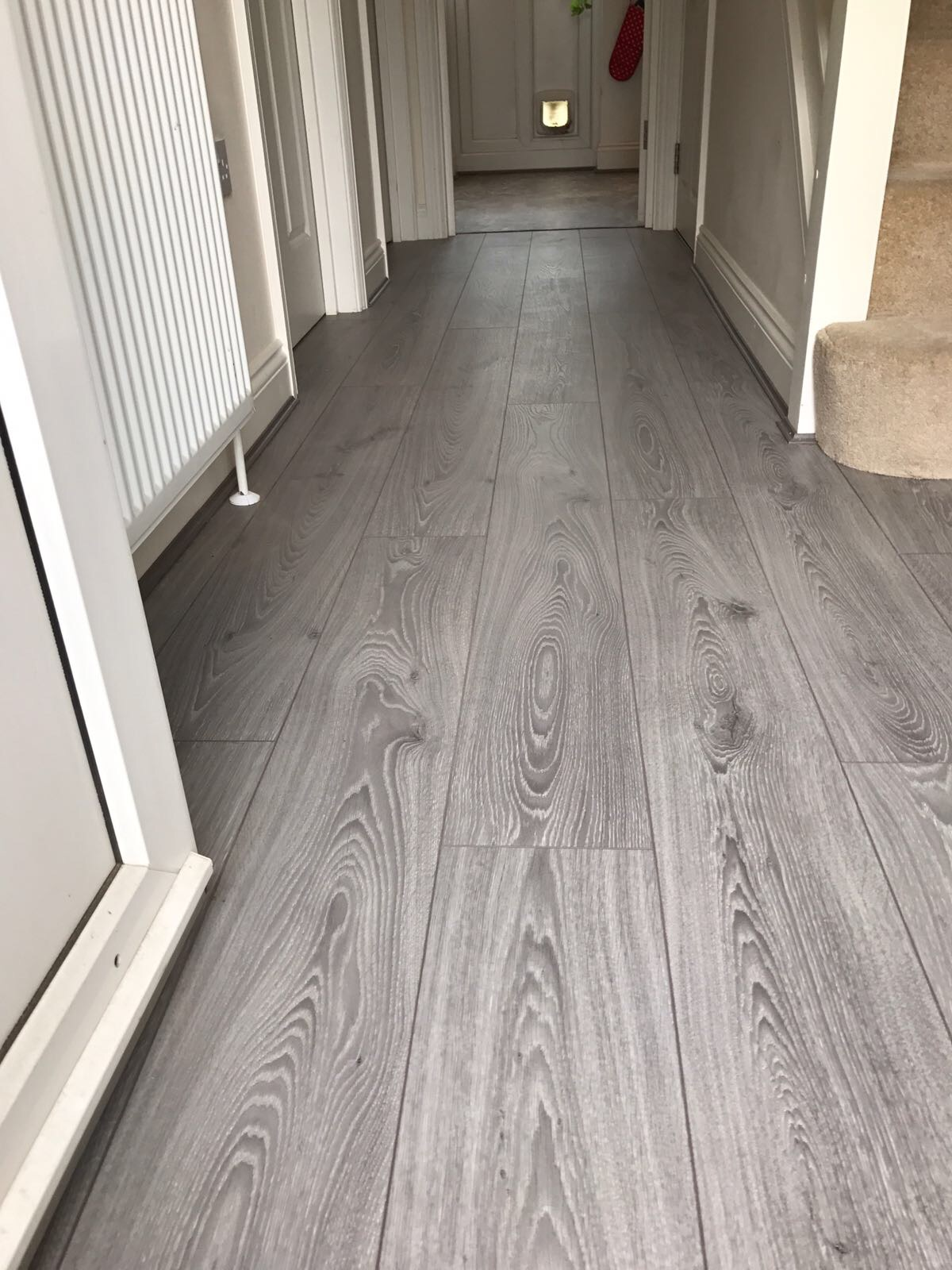 Laminate - Grey Oak