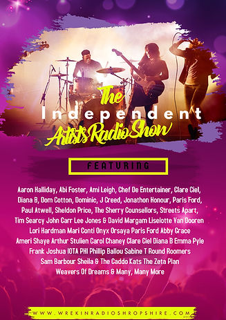 The Independent Artists Radio Show - V2.