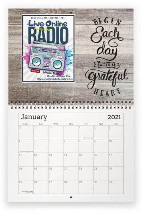 WRS - Phase5Records - Calendar