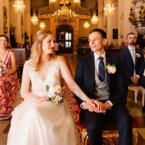 Ślub Kamili i Dawida