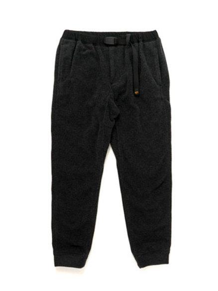 【ROKX】CLASSIC 200 FLEECE PANT (BLACK)