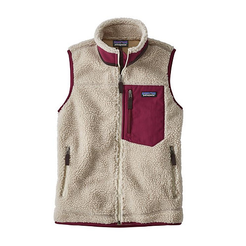 PATAGONIA W's Classic Retro-X Vest SIZE:S