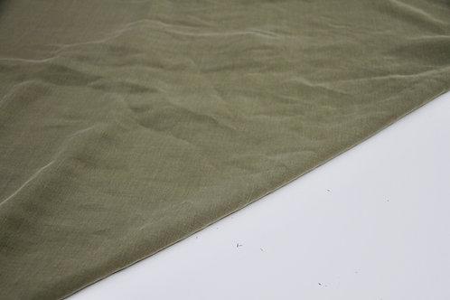 Tencel Rayon Bamboo - Olive - 1/2 metre
