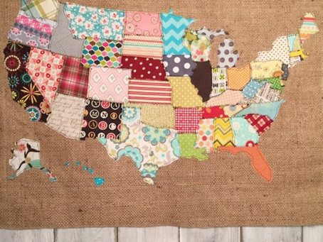 What to do with fabric scraps?